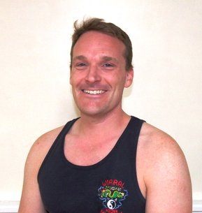 Wirral Kung Fu Academy Assistant Instructor Christian Spencer